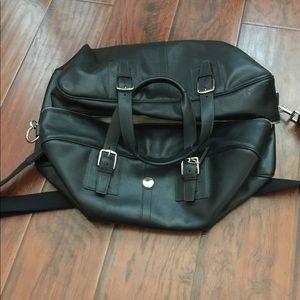 Coach medium sized duffel bag